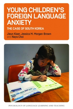 Jacket Image For: Young Children's Foreign Language Anxiety